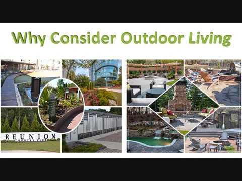 Why Consider Outdoor Living in Atlanta GA