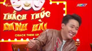 Trong 10s Trấn Thành Trường Giang phải bật cười với những thí sinh đặc sắc này | Thách thức danh hài