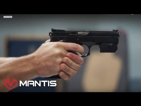 Mantis MantisX - Firearm Training System