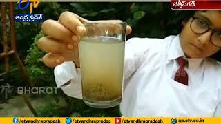 Gel Amia- This Chhattisgarh Student Hemangi's Made Water F..