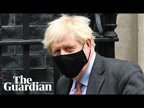 Boris Johnson outlines Covid-19 restrictions in TV address as cases rise in the UK – watch live