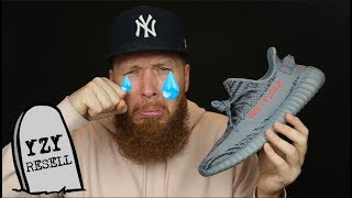 IS ADIDAS YEEZY RESELL DEAD? WTF HAPPENED?!