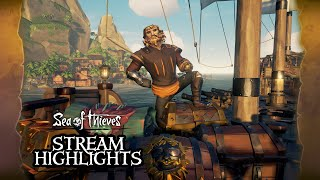 Sea of Thieves Weekly Stream Highlights: The Winner Takes It All