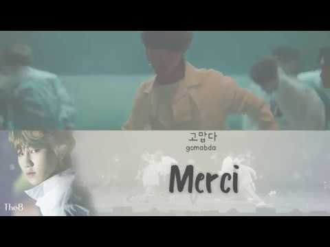 Seventeen - Thanks - MV Vostfr
