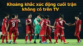 Quang Hải , bùi tiến dũng u23 việt nam khoảng khắc đẹp cuối trận đấu u23 uae