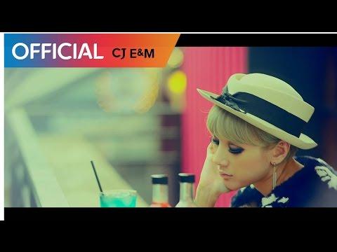 서인영 (Seo In Young) - 생각나 (Feat. Zion. T) (Thinking Of You) MV