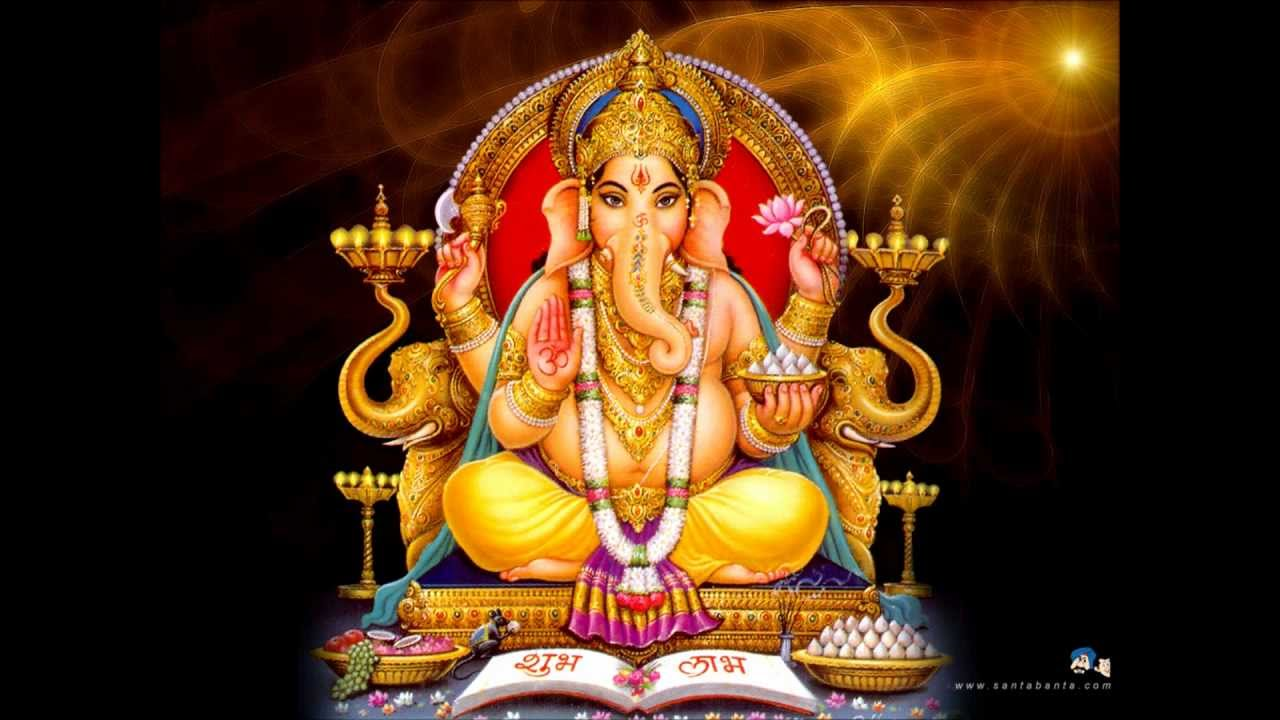 Download Images Of Lord Ganesha: UmaMaheswara Kumara Ganapathy....K.S Chitra Devotional