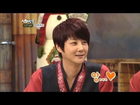 [JTBC] 신화방송 (神話, SHINHWA TV) 41회 명장면 - 편애할 수 밖에 없는 혜성의 애교?