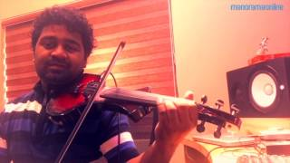 Violinist Abhijith on World Music Day 2017 | Manorama Online