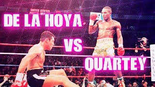 Oscar De La Hoya vs Ike Quartey (Highlights)