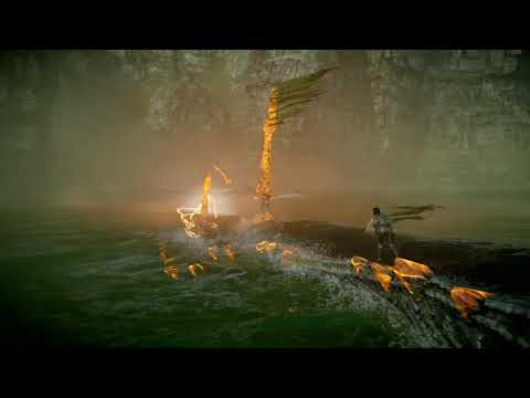SHADOW OF THE COLOSSUS Video Screenshot 1