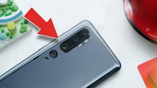 The 108-Megapixel Smartphone Camera?!