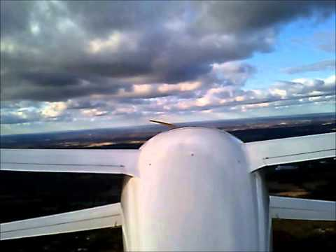 Quickie Q-200 flight tail camera Nov-10-2013