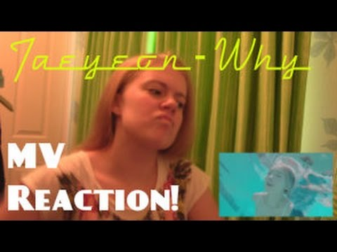 Taeyeon/태연 - Why MV Reaction - Hannah May