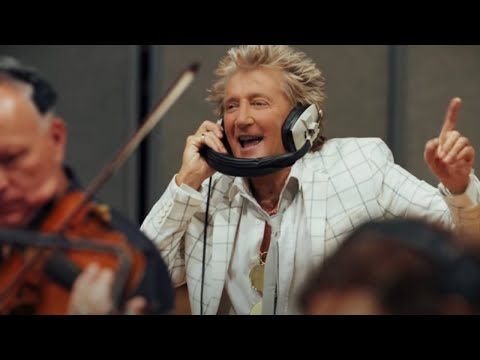 Rod Stewart – Sailing with the Royal Philharmonic Orchestra (Official Video)