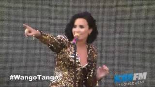 Demi Lovato full set at 102.7 KIIS FM's Wango Tango - May 14th