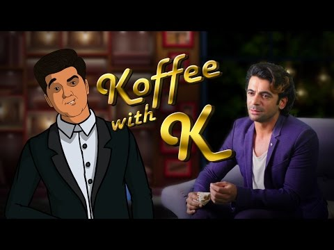 Koffee With K - Sunil Grover's Rib tickling Promo of Koffee With D