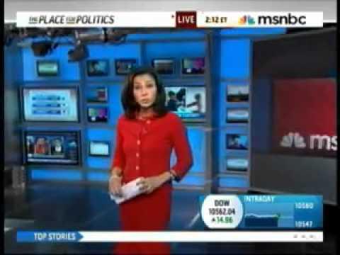 Jami Floyd MSNBC Compilation