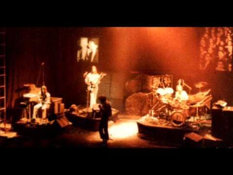 Genesis live Palasport Napoli 1974