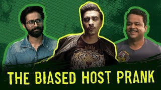 Varun Thakur   Very Pretty Amazing Game Show   The Biased Host Prank