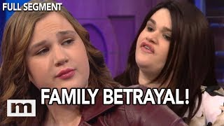 My sister wants to ruin my family! | The Maury Show