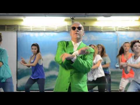 Baixar Miš i Žele - Gangnam Martin Style