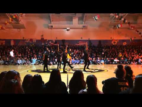 PARASTATIC   BTS - Dope Dance Multicultural School Rally