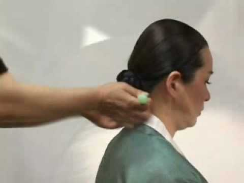 Traditional Korean hairstyle 1