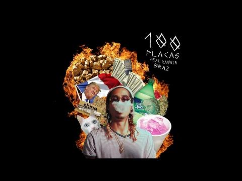 Matuê - 100 Placas feat. Raonir Braz (Audio)