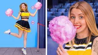 15 Ways to Sneak Snacks into the Movies!