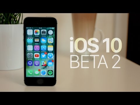 iOS 10 Beta 2 | What's new?