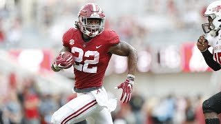 Najee Harris || Alabama Crimson Tide Running Back || 2020 Highlights