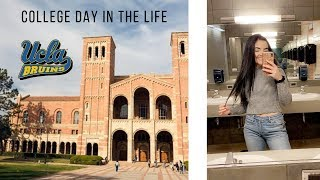 A Day in the Life of a UCLA College Student