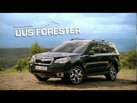 Uus Subaru Forester - esmaesitlus Mariine Autos
