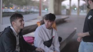 KOVES  - TINGLADOS (VIDEOCLIP)