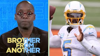 What's next for Chargers after Tyrod Taylor's lung injury? | Brother From Another | NBC Sports