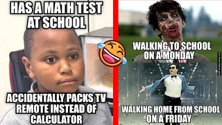 The Most Hilarious School Memes