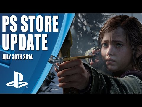 PlayStation Store Highlights - 30th July 2014