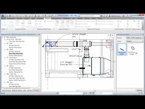 Revit 2017 What's New Fabrication Documentation Improvements