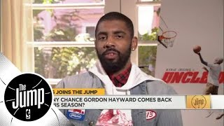 Kyrie Irving breaks down mentality for All-Star Game and rest of Celtics' season | The Jump | ESPN