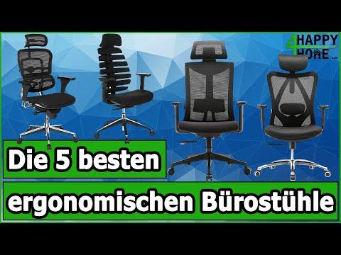 Ergonomischen Bürostuhl kaufen 2021 Die 5 besten ergonomischen Bürostühle im Vergleich