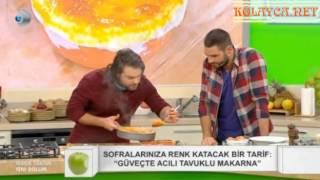 Yemek Takımı Güveçte Tavuklu Makarna Tarifi Canlı izle 13.11.2013