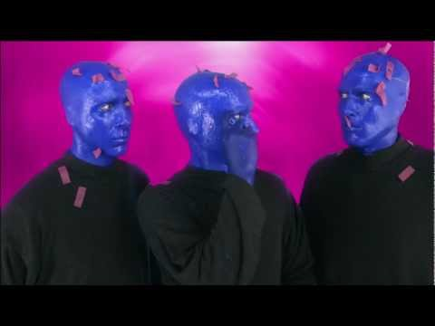Blue Man Group - YouTube