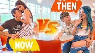 High School Relationships NOW vs THEN!! Back to School 2017!