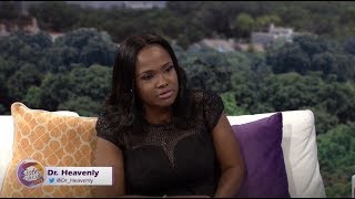Sister Circle Live   #ICYMI Dr. Heavenly is Down to The Circle   TVOne