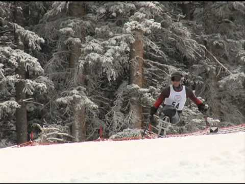 U.S. Paralympian Heath Calhoun - YouTube
