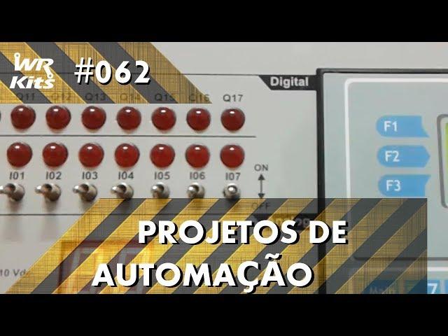 ELEVADOR DE 3 ANDARES COM CLP ALTUS DUO | Projetos de Automação #062