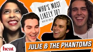 'Harry Styles Is Iconic!': Julie & The Phantoms Cast Obsess Over Harry Styles