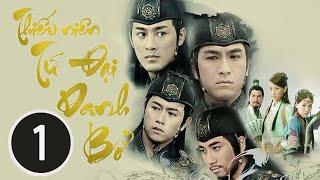Thiếu Niên Tứ Đại Danh Bổ 01/25 (tiếng Việt); DV chính: Lâm Phong, Từ Tử San; TVB/2008