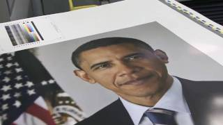 The Making of the Obama Portrait